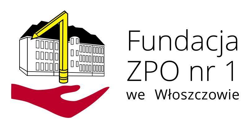 logo Fundacji ZPO nr 1 we Włoszczowie