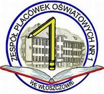 logo Szkoły Podstawowej nr 1 we Włoszczowie