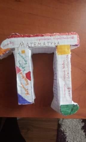 Święto liczby Pi-prace uczniów