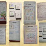 Lekturki spod chmurki - prace uczniów